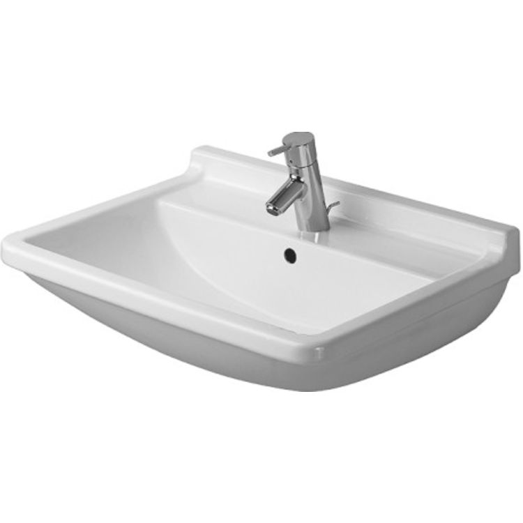 View 2 of Duravit 300600030 Duravit 0300600030 Starck 3 23-5/8
