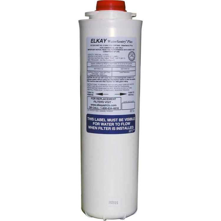 View 2 of Elkay 51300C Elkay 51300C WaterSentry Plus Replacement Filter (Bottle Fillers)