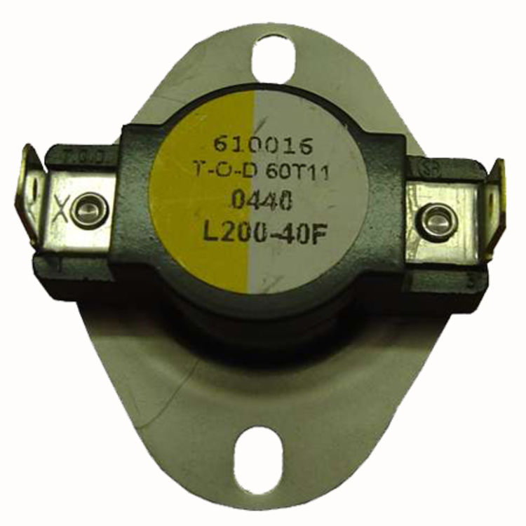 190 Degree Limit Switch Normally Open