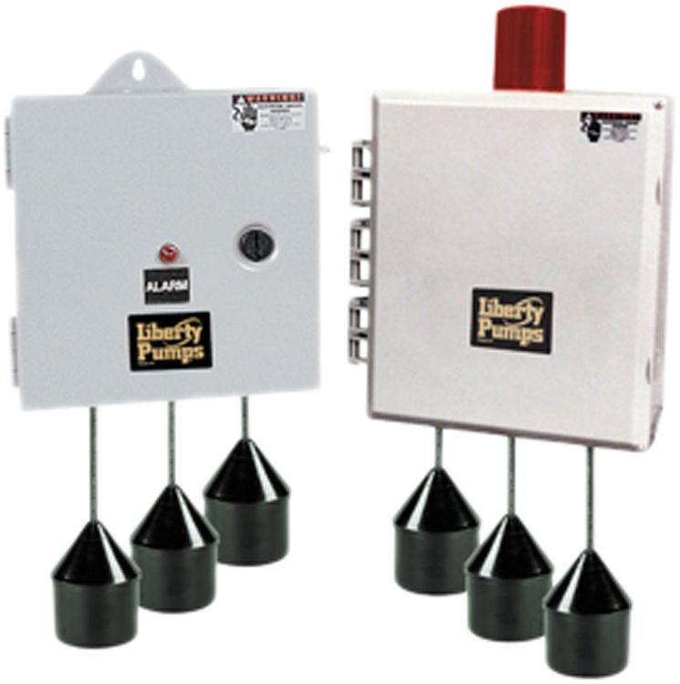 Liberty AE24L=4 Liberty Pumps AE24L=4 AE-Series Duplex Pump Control with Alarm