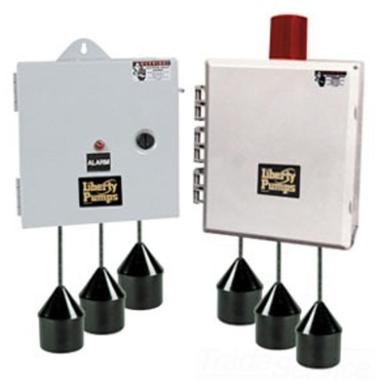 Liberty AE21H=3 Liberty Pumps AE21H=3 AE-Series Duplex Pump Control with Alarm
