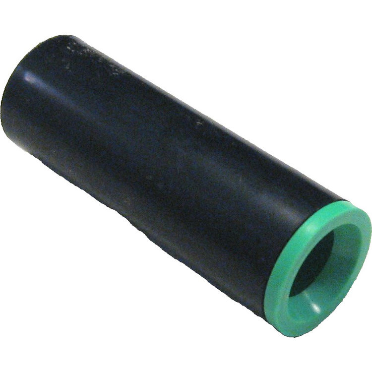 Agrifim  Raindrip 344G00UB Tubing Coupling, 1/2 in, Compression, 60 psi, ABS, Green