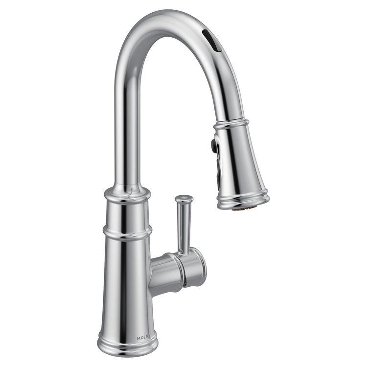 7260EVC belfield kitchen faucet in chrome