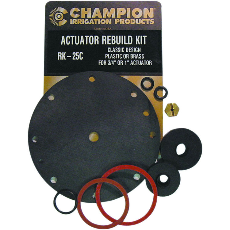 View 2 of Champion RK-25C CHAMPION RK-25C ACTUATOR REBUILD KIT FOR 1