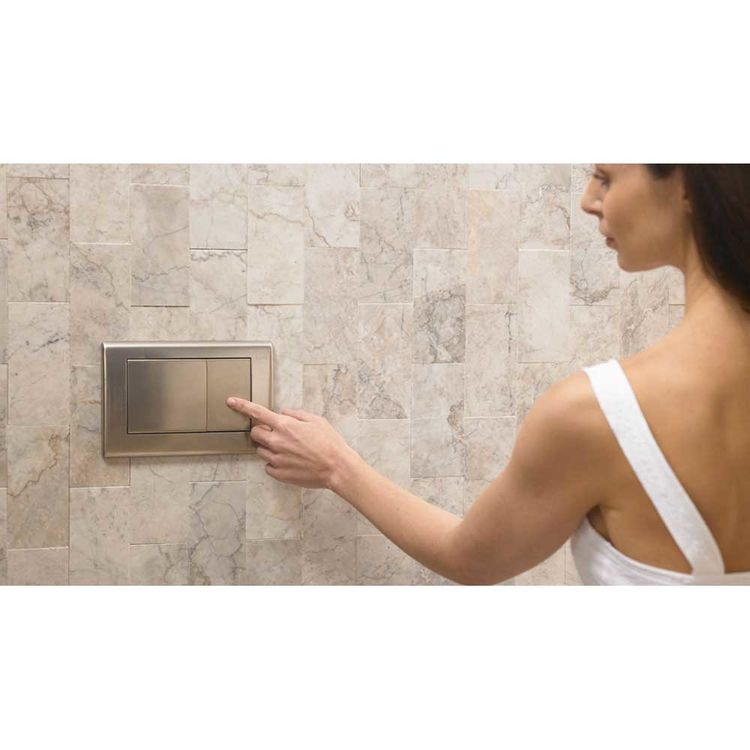 Toto Aquia Wall Hung Elongated Toilet And Duofit In Wall 0