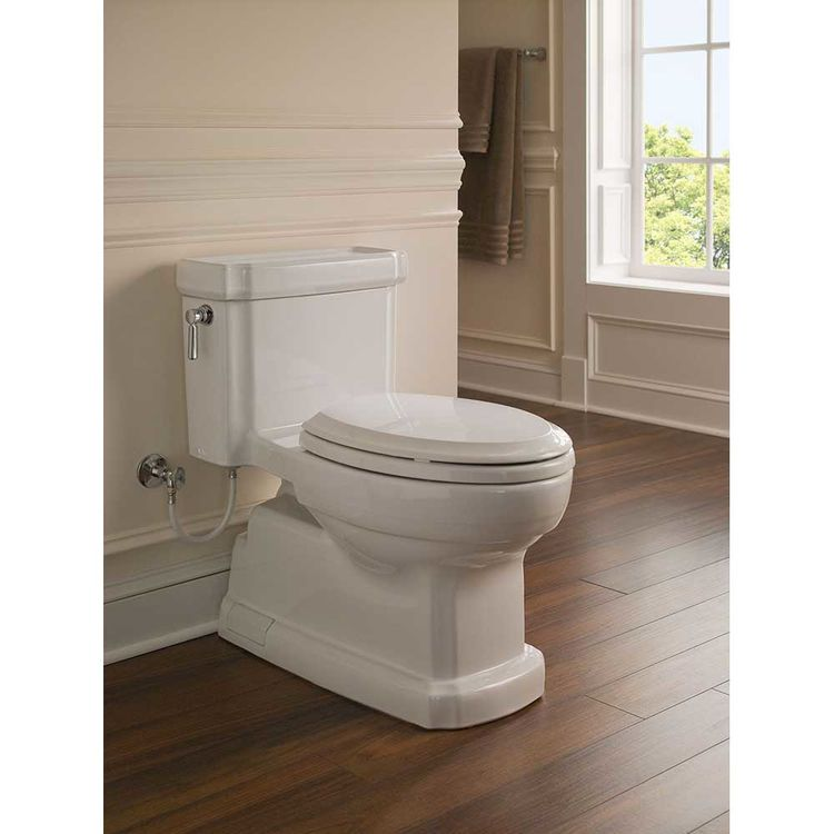 Toto Eco Guinevere Elongated 1 28 Gpf Universal Height