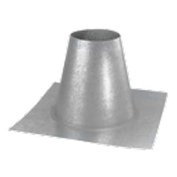 View 3 of M&G DuraVent 58DVA-F6 DuraVent 58DVA-F6 DirectVent Pro Adjustable Roof Flashing - 5