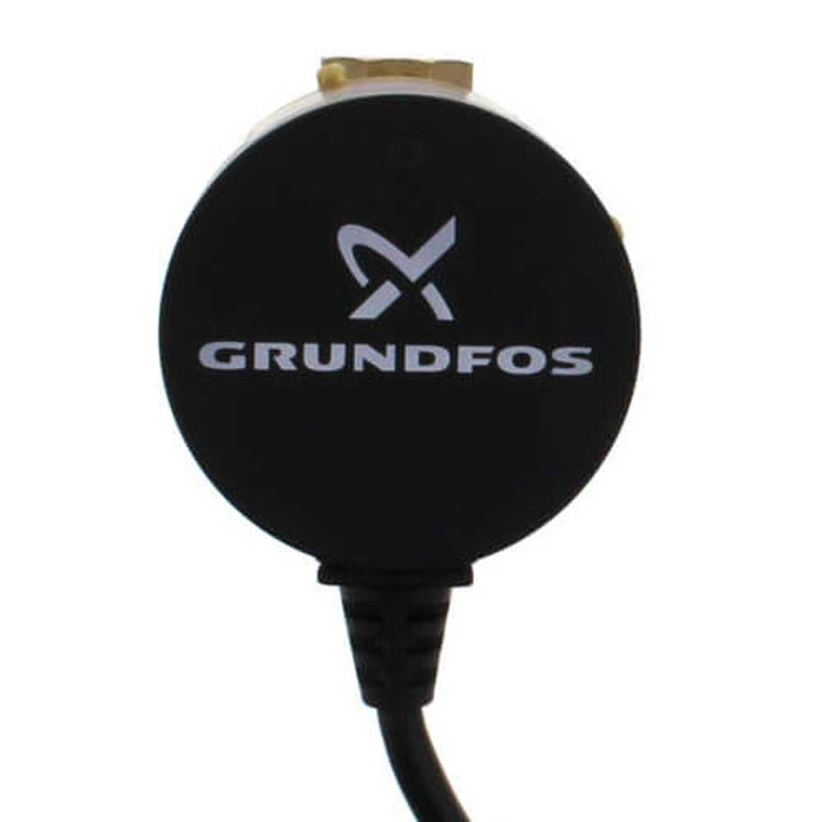 View 4 of Grundfos 98420210 Grundfos UP10-16PMBN5/LC 98420210 115V Circulating Pump