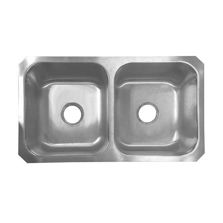View 3 of Pioneer 572800 Pioneer 572800 Undermount Kitchen Sink 18 Gauge 32
