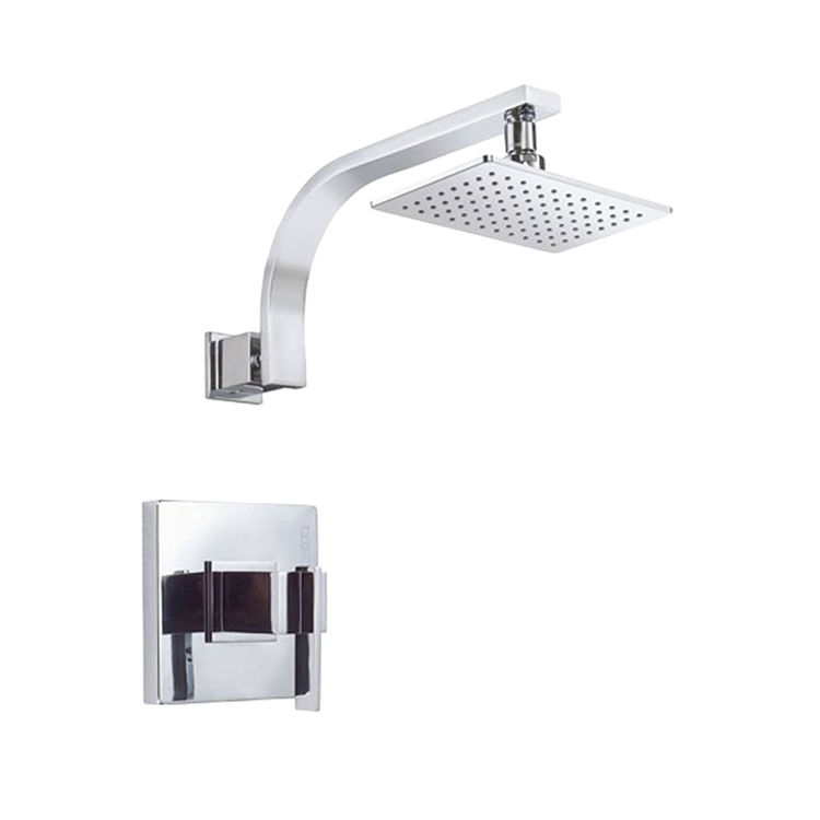 View 3 of Danze D510544T Danze D510544T Chrome Sirius Shower Trim Kit Only, 2.5 GPM