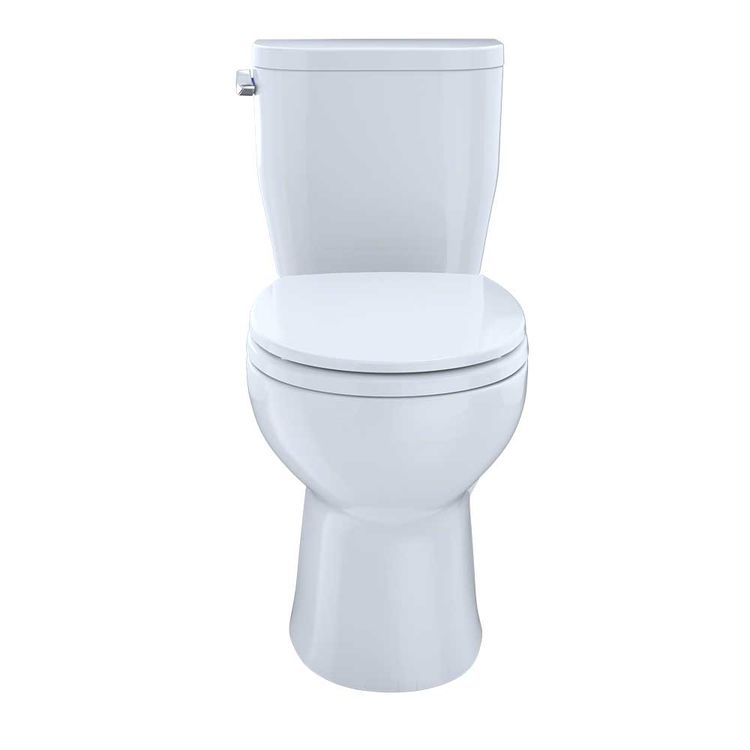toto entrada two piece round gpf universal height toilet cotton white cst243ef 01. Black Bedroom Furniture Sets. Home Design Ideas