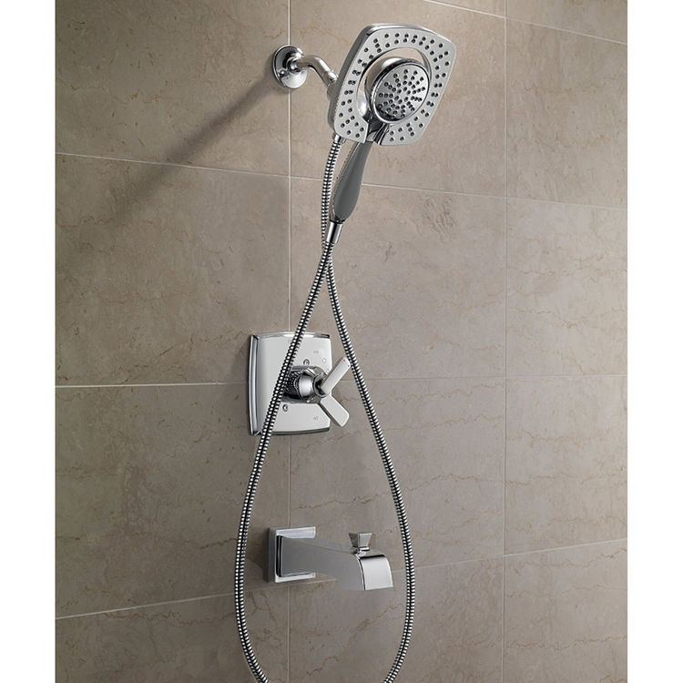 View 3 of Delta T17464-SS-I Delta T17464-SS-I Stainless Ashlyn Monitor 17 Series Shower Trim