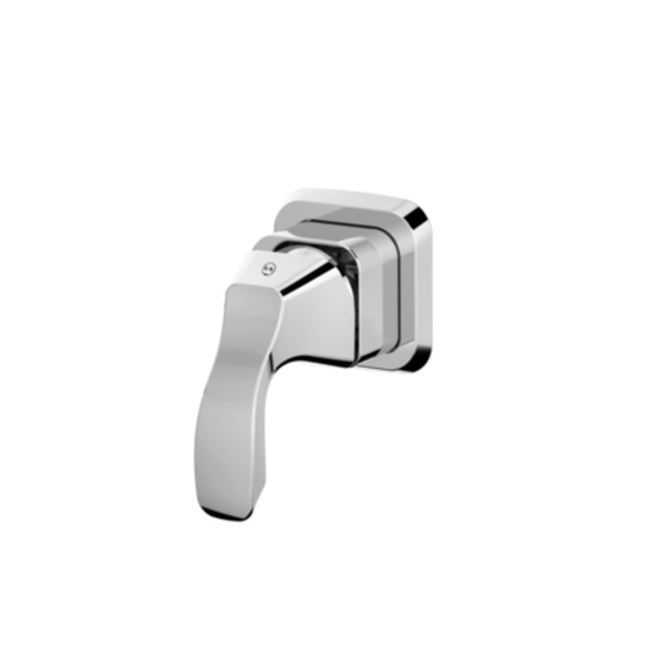 View 3 of Delta RP78747 Delta RP78747 Tesla Replacement Button Cover Only, Chrome