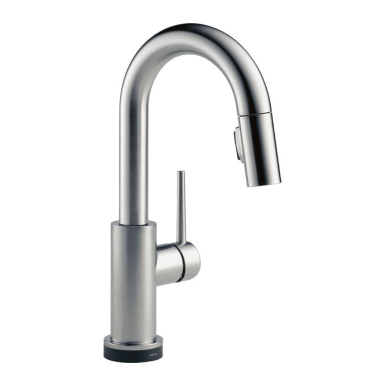 View 3 of Delta RP64069SS Delta RP64069SS Wand Assembly for Pulldown Kitchen/Bar Faucet, Stainless