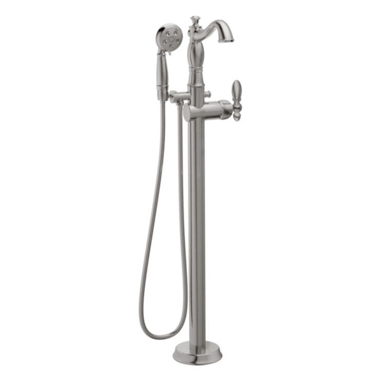 View 3 of Delta RP78288SS Delta RP78288SS Spout for Traditional Floor Mount Tub Filler, Stainless