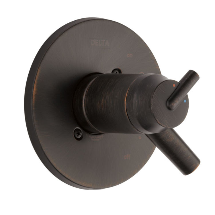 View 3 of Delta RP79573RB Delta RP79573RB TRINSIC 17T Volume Handle Assembly - Venetian Bronze