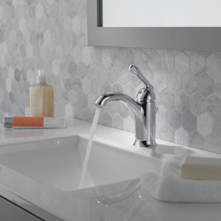 View 4 of Peerless P188627LF Peerless P188627LF Apex One Handle Lavatory Faucet - Chrome