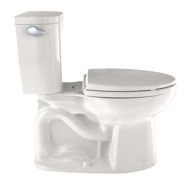 View 5 of Toto CST244EF#12 TOTO Entrada Two-Piece Elongated 1.28 GPF Universal Height Toilet, Sedona Beige - CST244EF#12