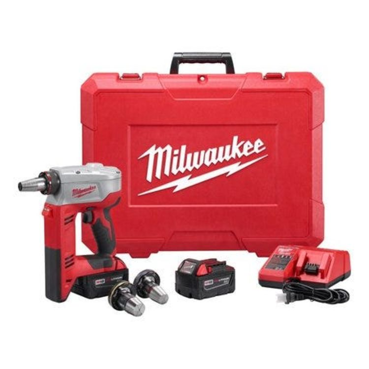 View 4 of Milwaukee 2632-22XC Milwaukee 2632-22XC M18 Force Logic ProPEX Expansion Tool Kit