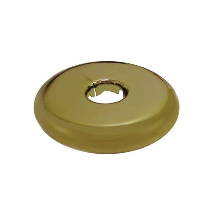 Jones Stephens F08050 Polished Brass 1 2 Quot Ips Split Escutcheon