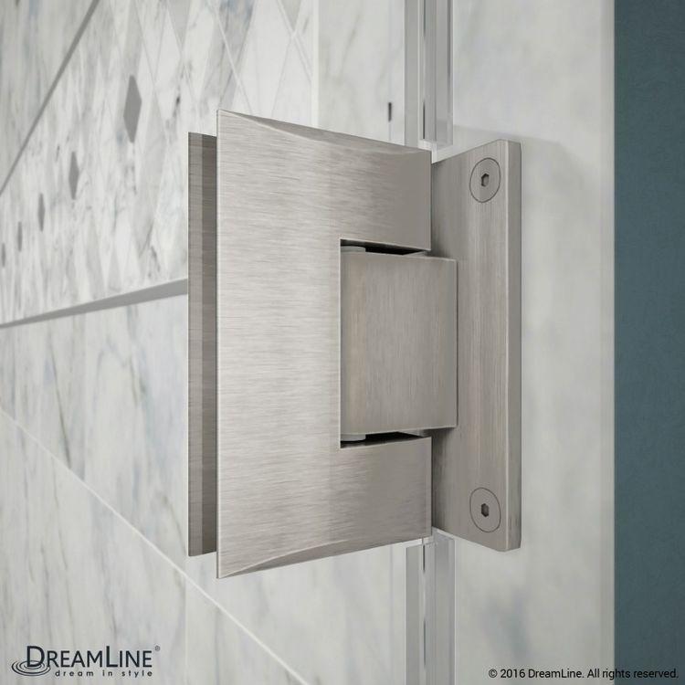 View 10 of DreamLine SHDR-24283034-04 DreamLine Unidoor Plus 58-58 1/2