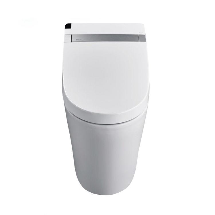 View 5 of ProStock PSBTWE1000 ProStock PSBTWE1000 Electronic Bidet w/ Integrated Elongated Toilet - White