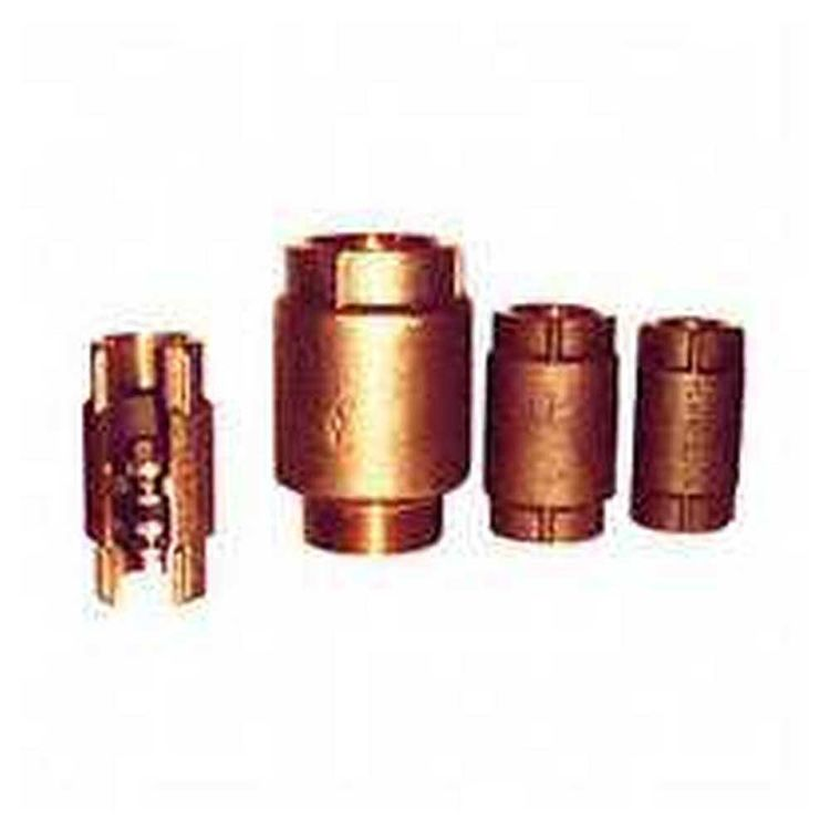 Simmons 502SB Simmons SB Check Valve, 3/4 in, FPT, 400 psi, Silicon Bronze Cast