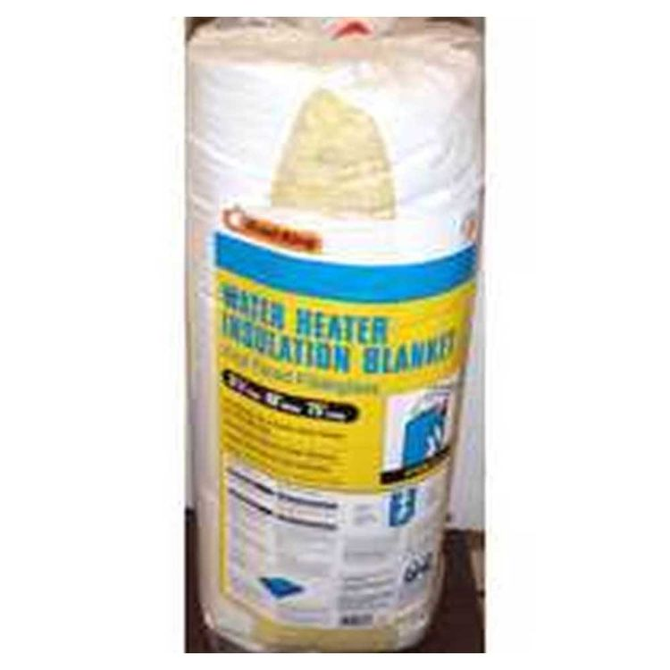 View 2 of Thermwell SP57/11C Thermwell SP57/11C Insulation Blanket, For Use With Upto 60 gal Gas, Oil or Electric Water Heaters, White