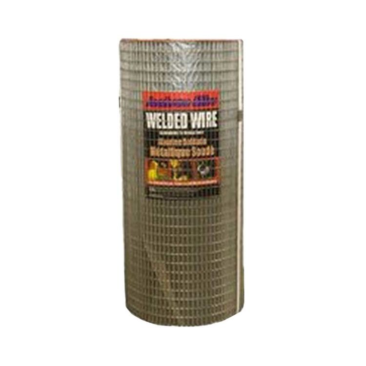 Jackson Wire 10043914 Jackson Wire 10043914 Welded Wire Fence, 100 ft L X 48 in H X 14 ga T, 1 X 2 in Mesh