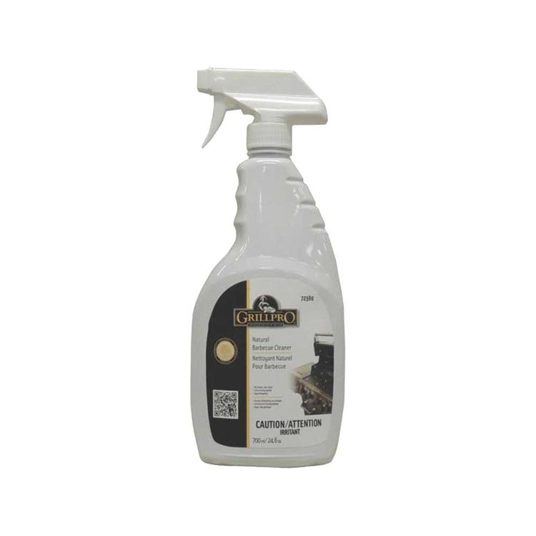 GrillPro 3/1/2098 GrillPro 72380 Natural Grill and Oven Cleaner, 23 oz, Aerosol Bottle, White, Liquid