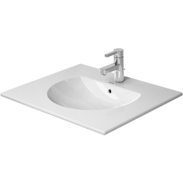 View 2 of Duravit 4996300001 Duravit 04996300001 Darling New 24-3/4
