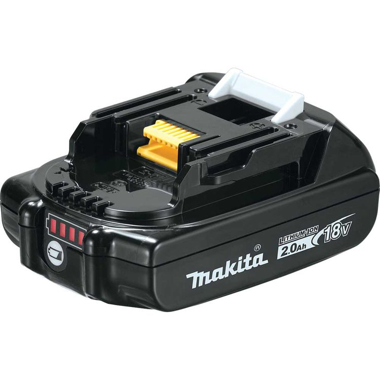 View 4 of Makita CX200RB Makita CX200RB 18V LXT Lithium-Ion Sub-Compact Brushless Cordless 2-Pc. Combo Kit (2.0Ah)