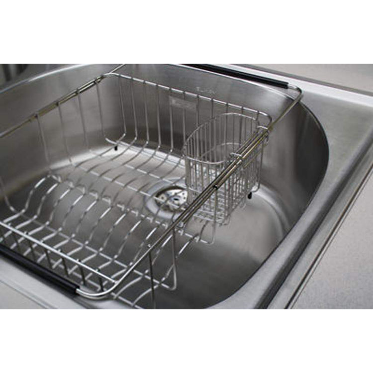 View 4 of Elkay LKWUCSS Elkay LKWUCSS Stainless Utensil Caddy