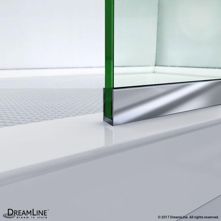View 9 of Dreamline D3234721M11-08 DreamLine D3234721M11-08 Platinum Linea Surf 34