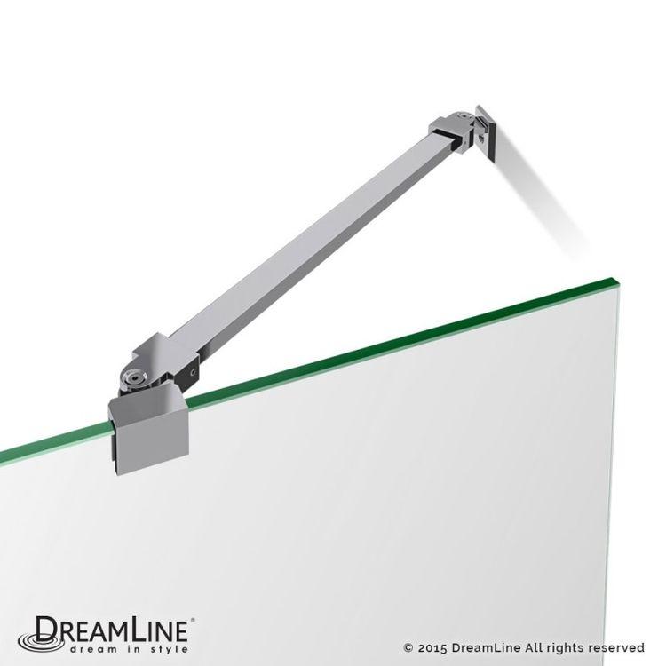 View 7 of Dreamline DL-6051-22-06 DreamLine DL-6051-22-06 Prism Lux 38