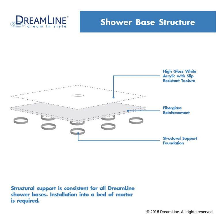 View 30 of Dreamline DL-7004L-22-01 DreamLine Encore 30