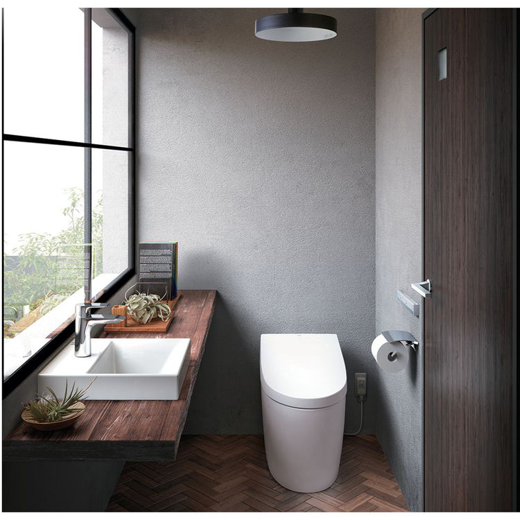 View 14 of Toto MS989CUMFG#01 TOTO MS989CUMFG#01NEOREST AH One-Piece Elongated Toilet w/ Washlet - Cotton White