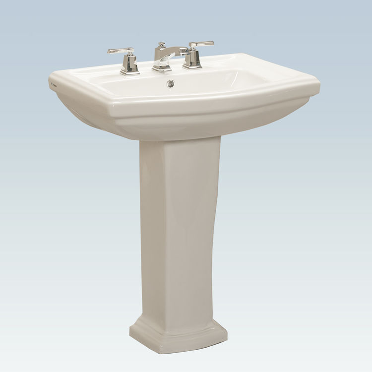 Western Pottery P233 Western Pottery P233 Tuscany Pedestal for the L233 Lavatory Sink