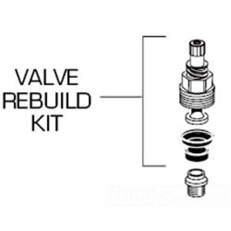 American Standard 066288-0070A AS 066288-0070A VALVE REBUILD KIT