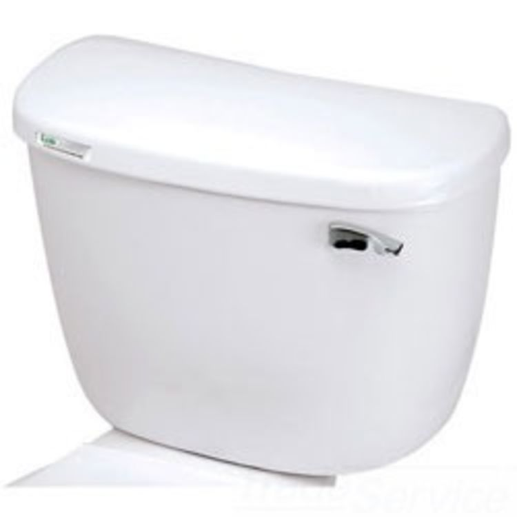 Mansfield Ecoquantum Right Hand Trip Dual Flush Toilet