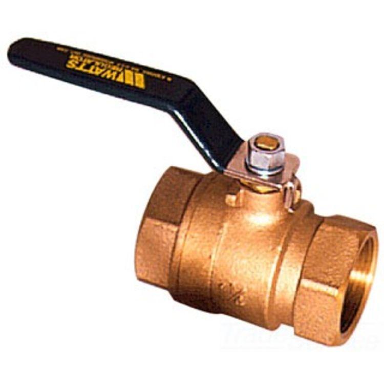 Watts FBV-TC-TH 1 Watts FBV-TC-TH Replacement Ball Valve for 800M4 Pressure Vacuum Breakers