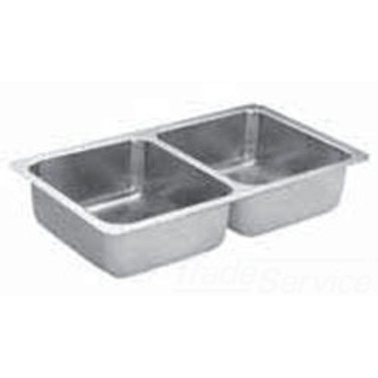 Moen 22541 Moen 22541 Part Template/ Installation Sheet Undermount Sink 29 X