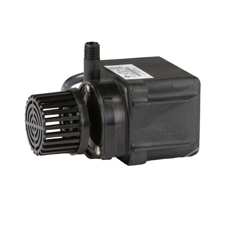 Little giant 566611 direct drive pond pump 300 gph 47 w for Pond pumps direct