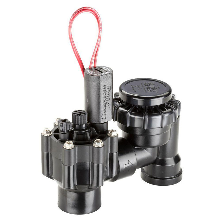 Hunter Pgv 101 Asv 1 Inch Anti Siphon Valve With Flow Control Plumbersstock