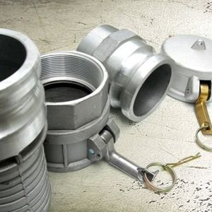 Water Works Fittings Image