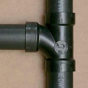 ABS Pipe Fittings Image