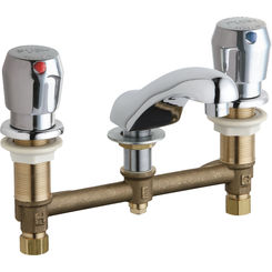 Chicago Faucet 404-VE2805-665ABCP