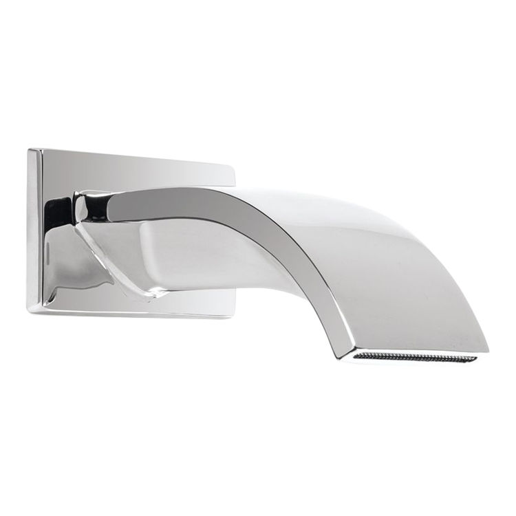Bathtub Spigot Toto TS626E Polished Chrome Aimes Wall Spout PlumbersStock