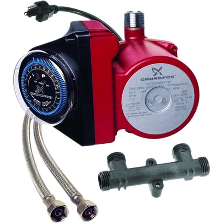 Grundfos Up15 10su79 Tlc 595916 Recirculating Pump