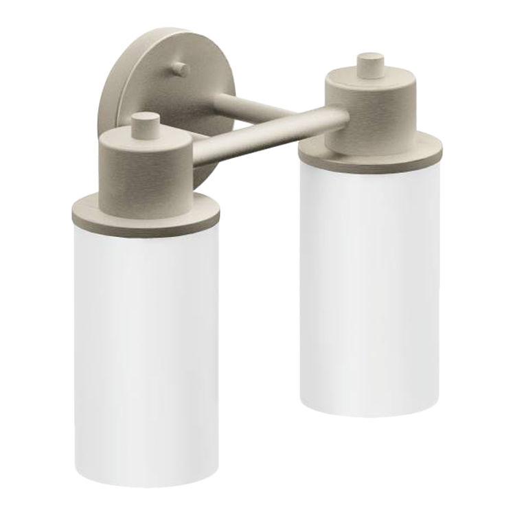 Moen DN0762BN Iso Brushed Nickel Bath Lighting PlumbersStock